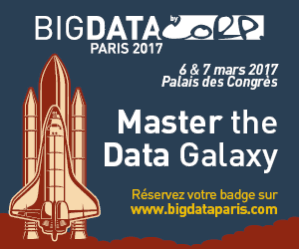 Votre pass gratuit sur Big Data Paris avec Visionary Marketing