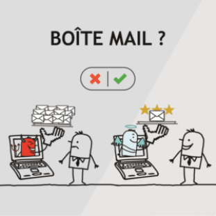 mail professionnel