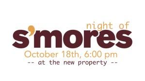 Night of the S'mores / Recap
