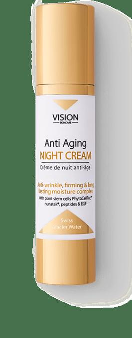 vision-skincare-night-cream-anti-aging-swiss-glacier-water