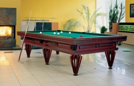 Poseidon Professional Billiard table by Vision Billiards