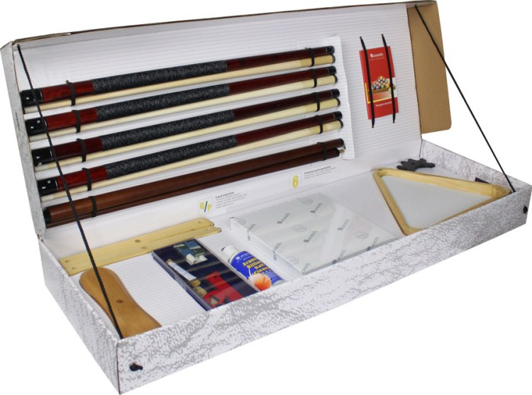 Standard Aramith Kit