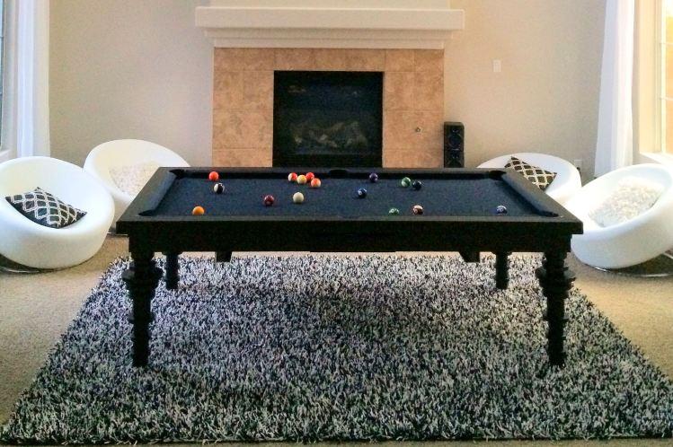 Toronto Convertible Pool Table, Las Vegas, Nevada