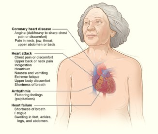 Different Types of Chest Pain and Their Causes - Vision Body Mind