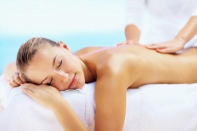 relieve stress - benefits of deep tissue massage