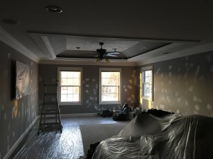 Spackle Repairs in Mendham, NJ