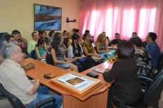 Primer Seminario de Comunicación Institucional, organizado por la Asociación Cubana de Comunicadores Sociales y la Universidad de Holguín. VDC FOTO/Luis Ernesto Ruiz Martínez.