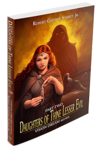 Daughters of Thine Lesser Evil Paperback