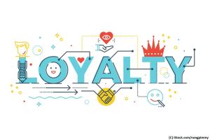 Model customer loyalty