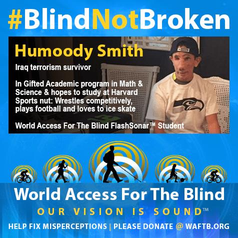 Visioneers org | #BlindNotBroken
