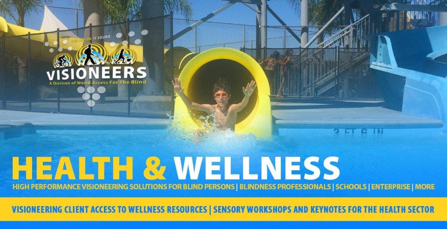 Visioneers Health and Wellness. Visioneering client access to wellness resources | sensory workshops and keynotes for the health sector.