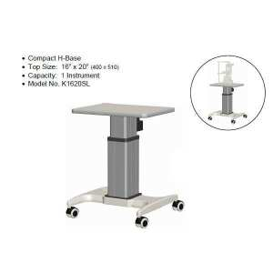 K2 Single Instrument Power Table