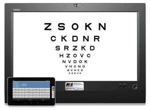 M&S Smart System 20/20 Visual Acuity System