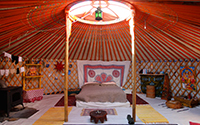 Aya Yurt (plus € 1025,-) - not longer available!