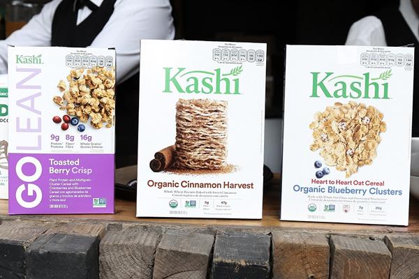 KASHI OFRECE PRODUCTOS INNOVADORES, DELICIOSOS Y NUTRITIVOS1