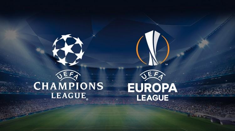 Resultado de imagen de EUROPA LEAGUE CHAMPIONS LEAGUE