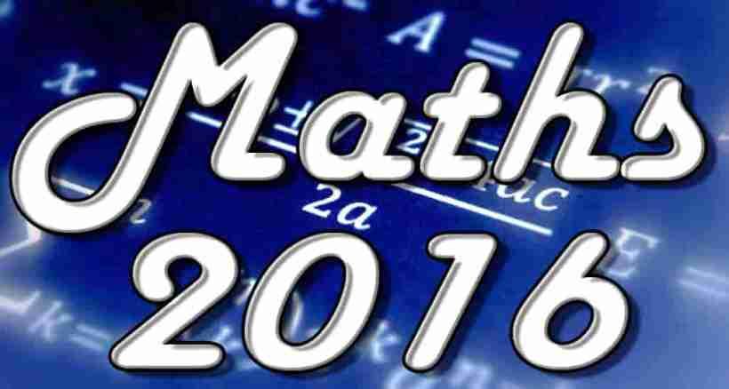 12th Science Maths October 2016 Paper Gujarati Medium