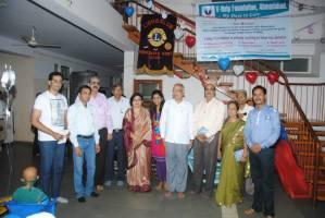 Cancer Hospital event vision raval1