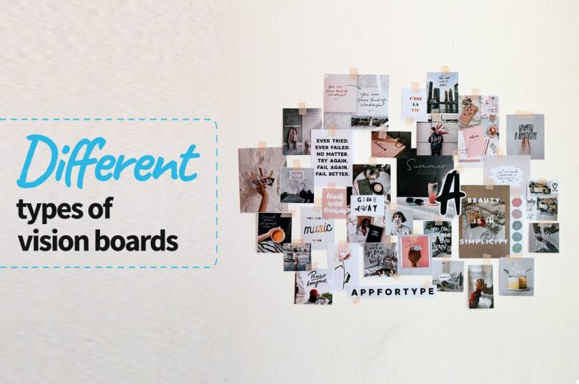 Types of Vision Boards