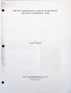Chromatron PDF