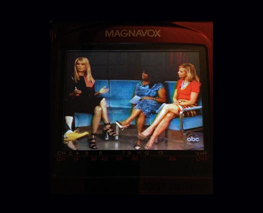 Magnavox CH1000RD Screen Shot photographed April 5, 2012