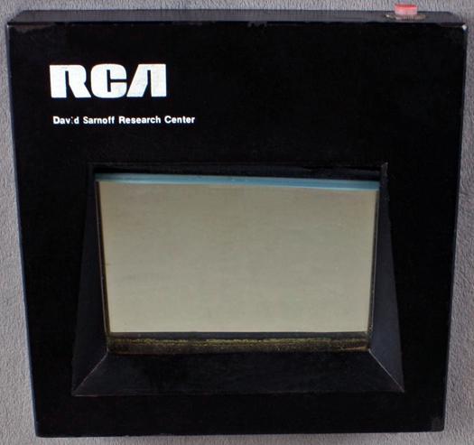 RCA LCD Rear View Mirror
