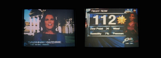 Seiko T 102 Screen Shots photographed July 2, 2010