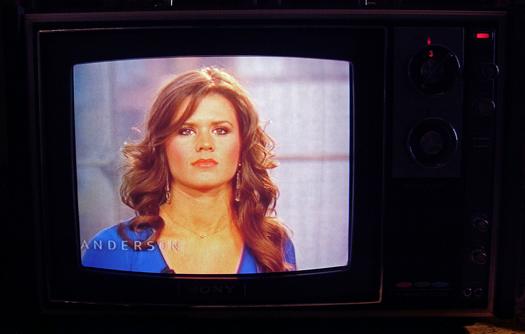 Sony KV 1212U Screen Shot photographed January 4, 2012