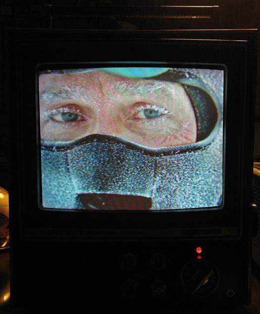 Sony KV 9000U Screen Shot photographed January 6, 2014