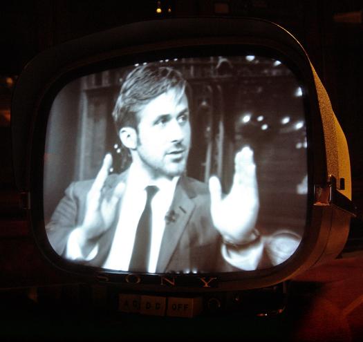 Sony TV 8-301W Screenshot photographed July 13, 2011
