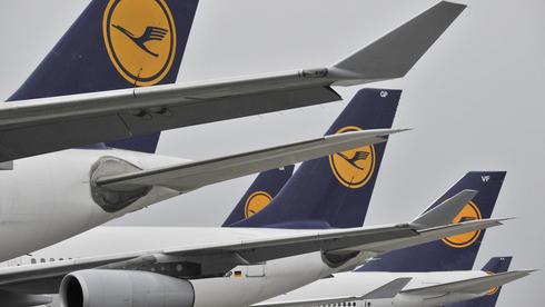 Lufthansa-Verkehrszahlen