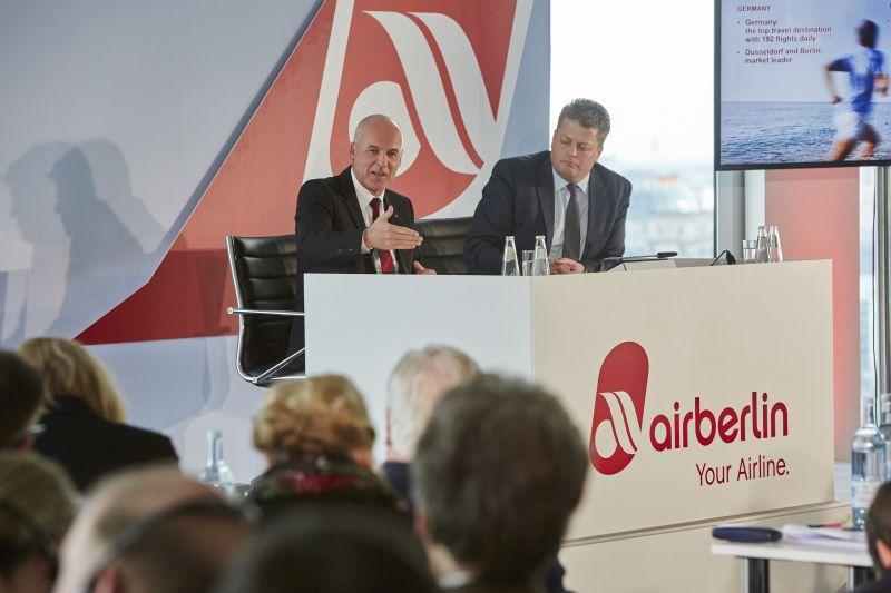 Stefan Pichlers baut Air Berlin um