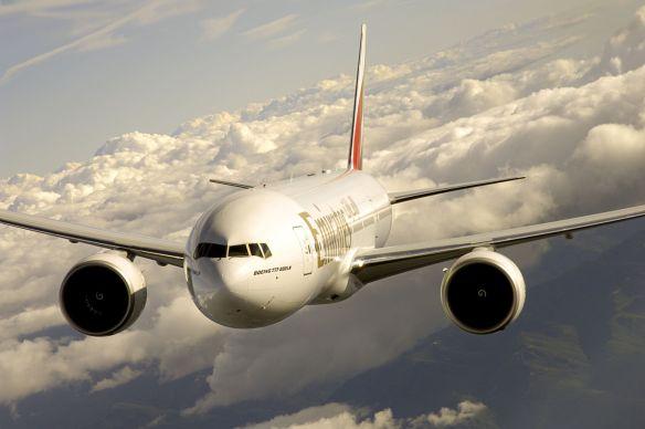 Emirates Boeing 777-200LRZ/Foto: Emirates