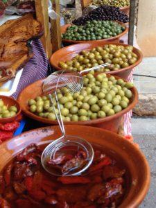 Samstagmarkt in Santiny, Mallorca/Foto: Johanna Wenninger-Muhr