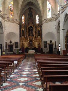 Pfarrkirche Sant Miquel, Felanitx, Mallorca/Foto: Johanna Wenninger-Muhr