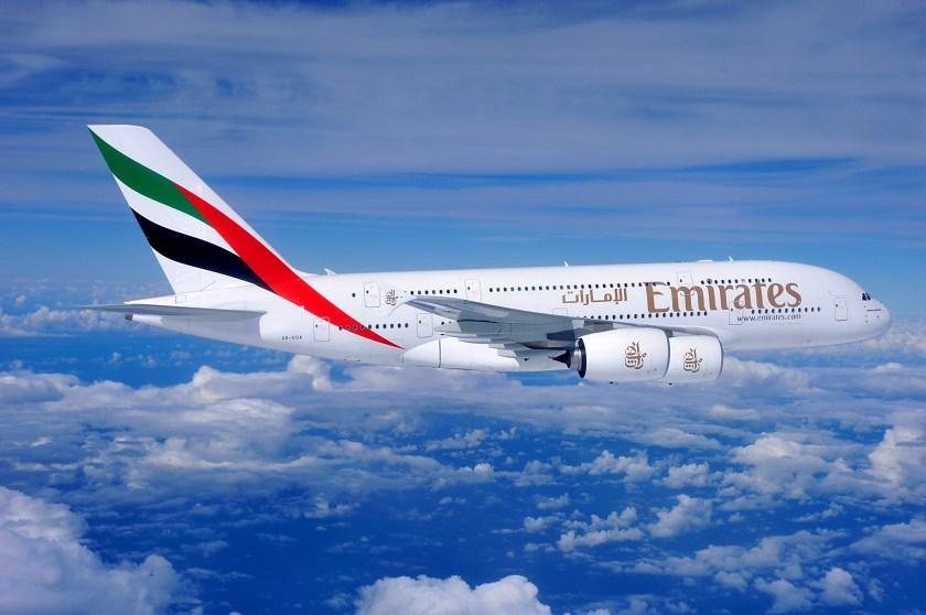 Emirates A380/Foto: Emirates