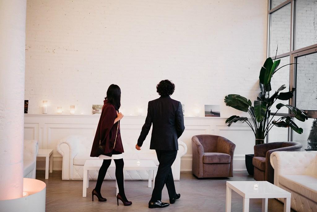 Winter Proposal Art Gallery