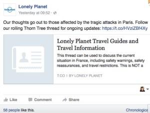 Paris Lonely Planet copy