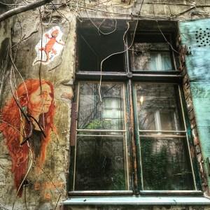 Window in Mitte