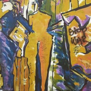 Berlin Wall_ stop war