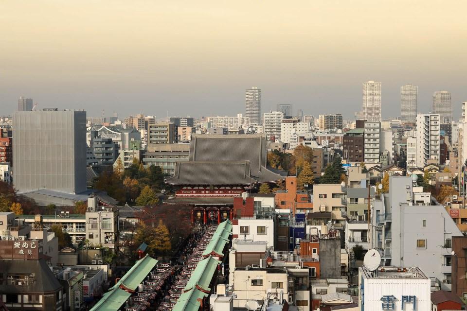 Tokyo-cityscape