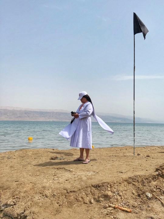 Dead Sea Nun, Israel