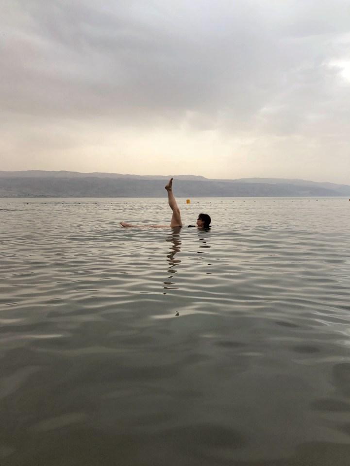 Dead Sea Johanna Whitaker