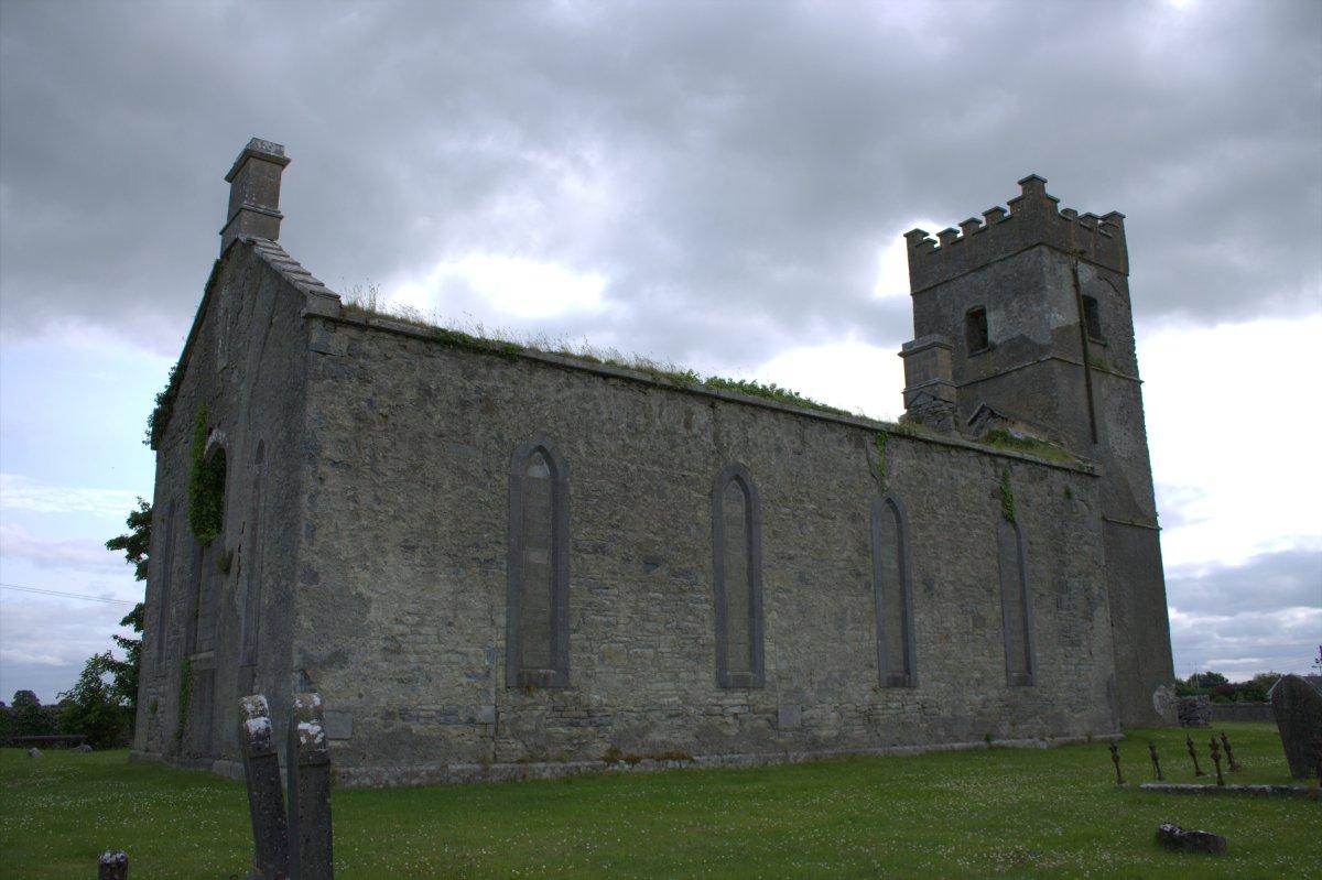 Churches Closing Down