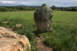 04. Robinstown Great Stone Circle, Co. Wexford