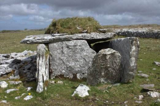 01-parknabinnia-wedge-tomb-clare-ireland