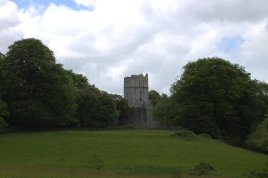 01. Muckross Abbey, Kerry, Ireland