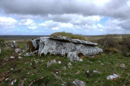 02. Parknabinnia Wedge Tomb, Clare, Ireland