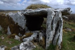 03. Parknabinnia Wedge Tomb, Clare, Ireland