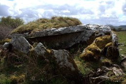 04. Parknabinnia Wedge Tomb, Clare, Ireland